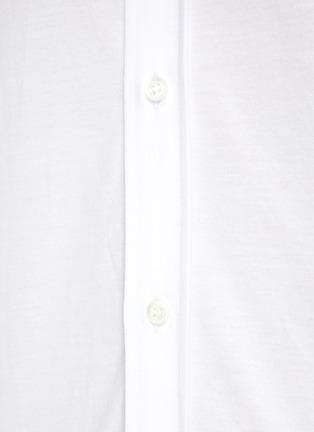- BRUNELLO CUCINELLI - Jersey Shirt