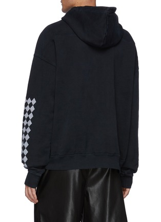 Back View - Click To Enlarge - RHUDE - Motor Crest Pullover Hoodie