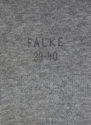 Detail View - Click To Enlarge - FALKE - Step' elastane cotton socks