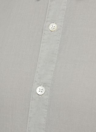 - JAMES PERSE - Cotton Button Up Shirt