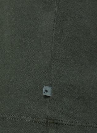 - JAMES PERSE - Cotton Crewneck T-Shirt