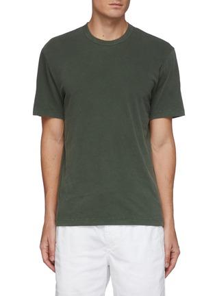 Main View - Click To Enlarge - JAMES PERSE - Cotton Crewneck T-Shirt