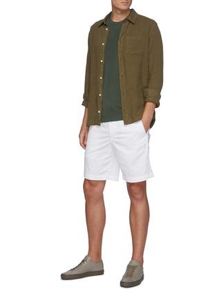 Figure View - Click To Enlarge - JAMES PERSE - Cotton Crewneck T-Shirt