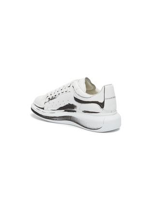 - ALEXANDER MCQUEEN - 'Larry' Printed Leather Sneakers