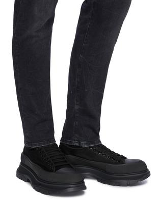 Figure View - Click To Enlarge - ALEXANDER MCQUEEN - 'Tread Slick' sneakers