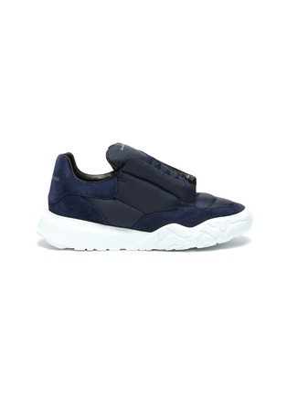 Main View - Click To Enlarge - ALEXANDER MCQUEEN - Court Pad Sneakers