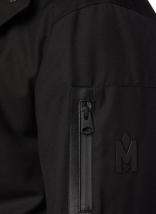 - MACKAGE - Brayden' Hooded Zip Up Jacket