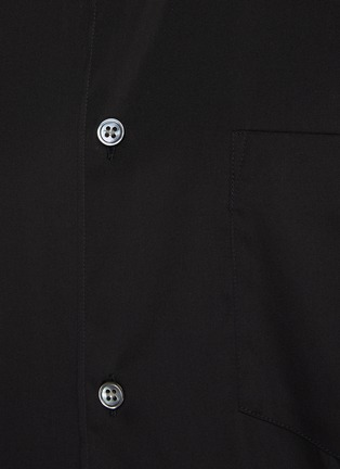 - COMME DES GARÇONS SHIRT - Forever' Narrow Classic Plain Shirt
