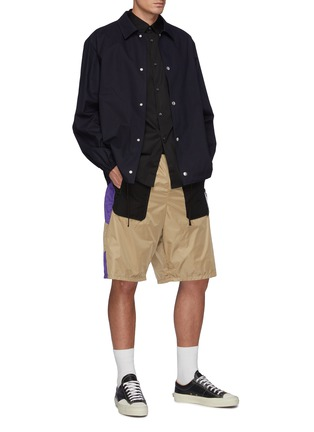 Figure View - Click To Enlarge - COMME DES GARÇONS SHIRT - Forever' Narrow Classic Plain Shirt