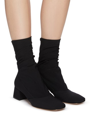 Figure View - Click To Enlarge - GIANVITO ROSSI - 'Osaka' suede ankle boots