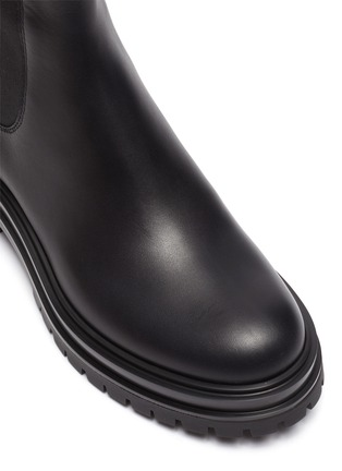 Detail View - Click To Enlarge - GIANVITO ROSSI - Chester' leather chelsea boots