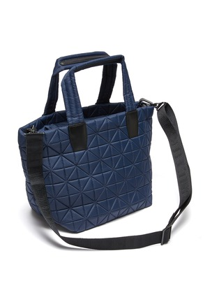 Detail View - Click To Enlarge - VEECOLLECTIVE - Vee Tote' Recycled Nylon Small Tote