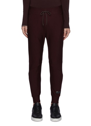 Main View - Click To Enlarge - ATTACHMENT - Drawstring Track Jogger Pants