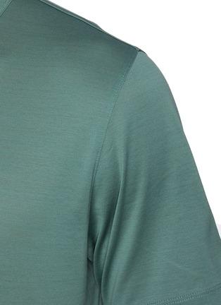 - THEORY - Precise' Luxe Cotton Crewneck T-shirt