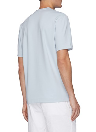 Back View - Click To Enlarge - THEORY - 'Ryder' jersey T-shirt