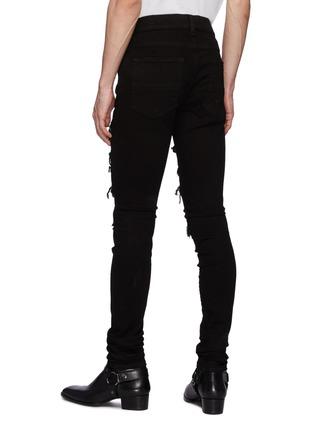 Back View - Click To Enlarge - AMIRI - Bandana Thrasher Jeans