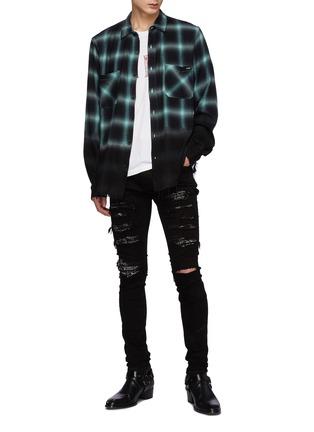 Figure View - Click To Enlarge - AMIRI - Bandana Thrasher Jeans