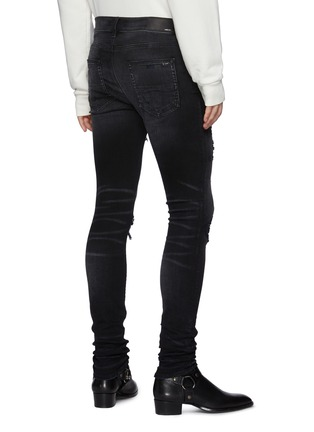 Back View - Click To Enlarge - AMIRI - MX1 Iridecent Jeans