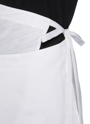 - TIBI - The Leisuresuit Wrap Skirt