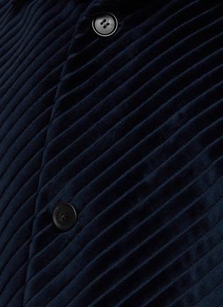 - PRADA - Corduroy coat