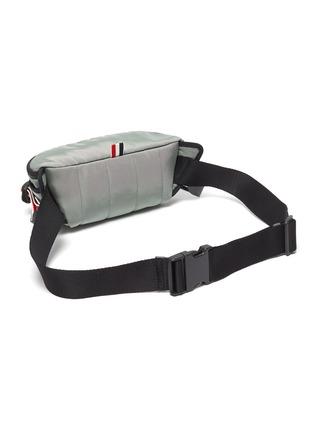 Detail View - Click To Enlarge - THOM BROWNE - Four Bar Stripe Bum Bag