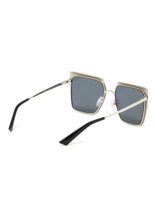 Figure View - Click To Enlarge - PRADA - 'Cinéma Evolution' Acetate Square Frame Sunglasses