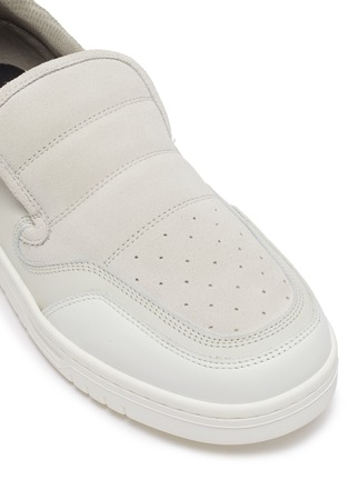 Detail View - Click To Enlarge - ACNE STUDIOS - Slip-on sneakers