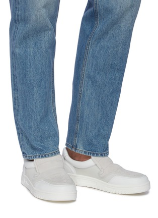Figure View - Click To Enlarge - ACNE STUDIOS - Slip-on sneakers