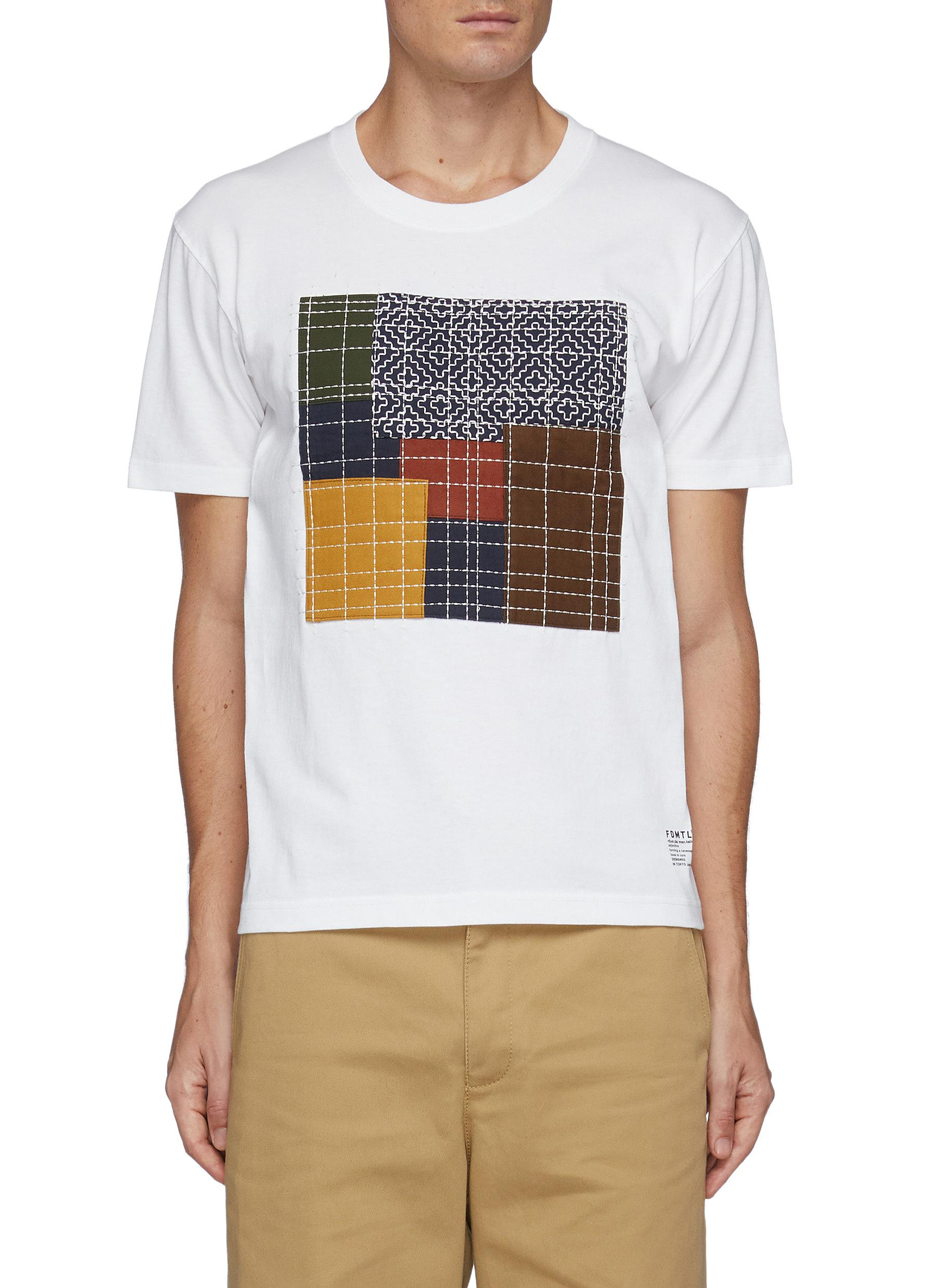 Boro Patchwork T-Shirt