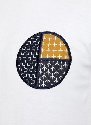 - FDMTL - Round Patch T-Shirt