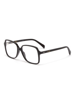 Main View - Click To Enlarge - CELINE - Angular Optical Glasses