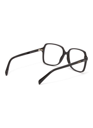 Figure View - Click To Enlarge - CELINE - Angular Optical Glasses