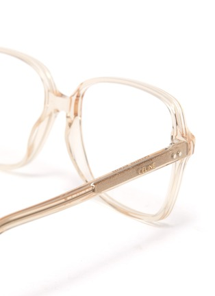 Detail View - Click To Enlarge - CELINE - Angular Optical Glasses