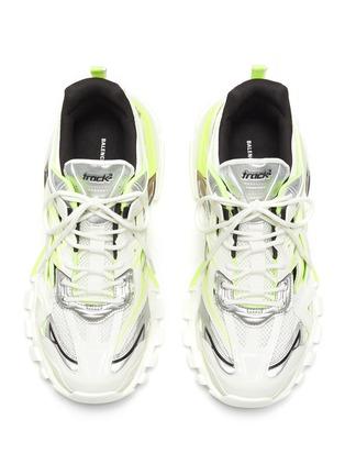 Detail View - Click To Enlarge - BALENCIAGA - Track.2 Open Sneaker