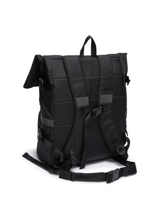Detail View - Click To Enlarge - BALENCIAGA - Messenger backpack