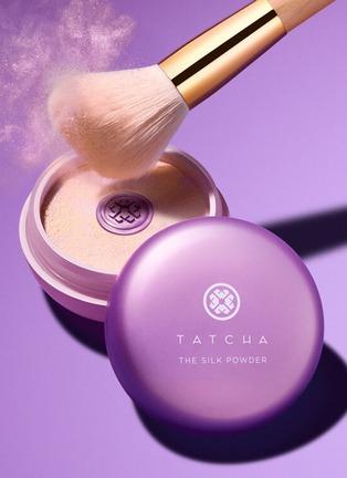 Detail View - Click To Enlarge - TATCHA - The Silk Powder Brush