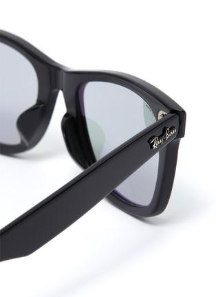 Detail View - Click To Enlarge - RAY-BAN - Wayfarer acetate frame sunglasses