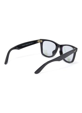 Figure View - Click To Enlarge - RAY-BAN - Wayfarer acetate frame sunglasses