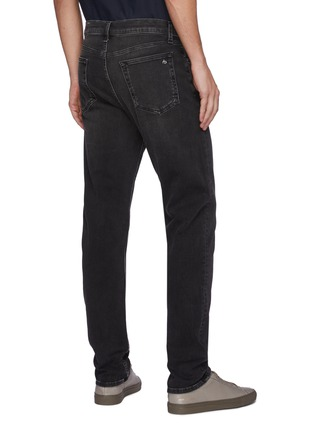 Back View - Click To Enlarge - RAG & BONE - Fit 2' Loopback Denim Jeans
