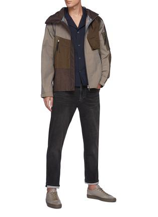 Figure View - Click To Enlarge - RAG & BONE - Fit 2' Loopback Denim Jeans