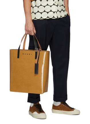 Figure View - Click To Enlarge - MARNI - Tribeca Paper Shopping Bag