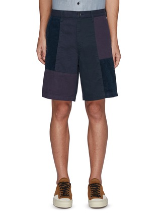 Main View - Click To Enlarge - FDMTL - Patchwork Shorts