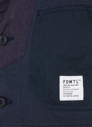 - FDMTL - Patchwork Jacket