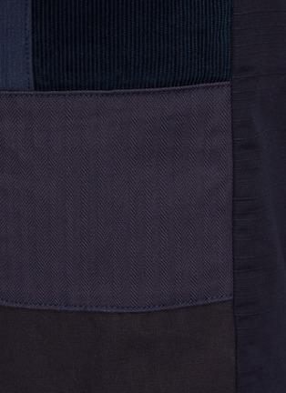 - FDMTL - Patchwork Straight Leg Pants