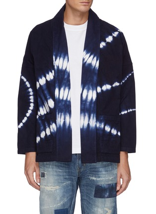 Main View - Click To Enlarge - FDMTL - Printed Haori Open Jacket