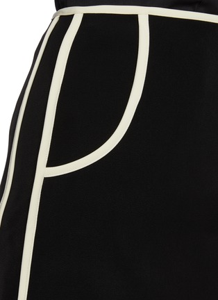 - C/MEO COLLECTIVE - Polarise' A Line Mini Skirt
