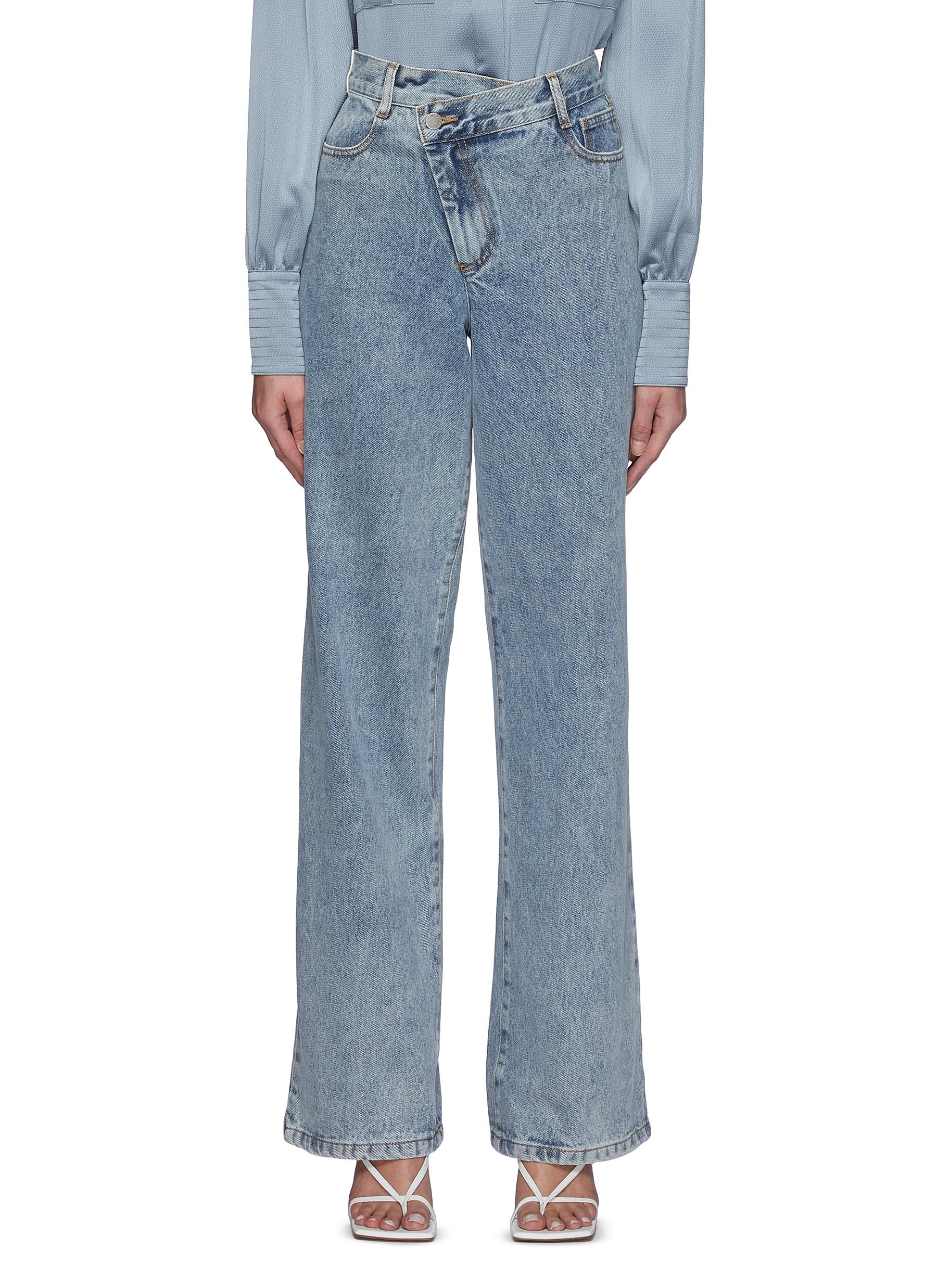 Heart Full' Wide Leg Jeans