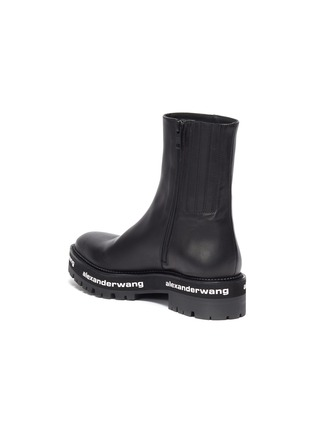 - ALEXANDERWANG - Sanford' chunky leather chelsea boots