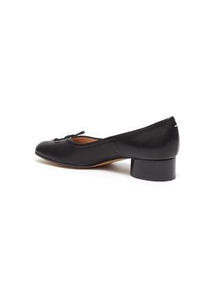 - MAISON MARGIELA - Soft Leather 'Tabi' Pumps