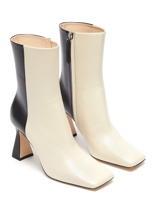 Detail View - Click To Enlarge - WANDLER - Isa' Leather Ankle Boots